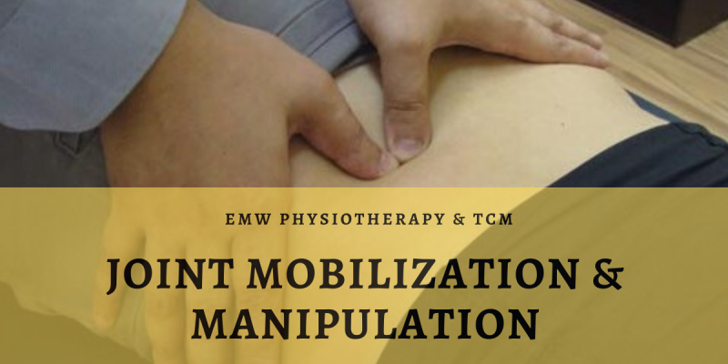 Joint Mobilization & Manipulation