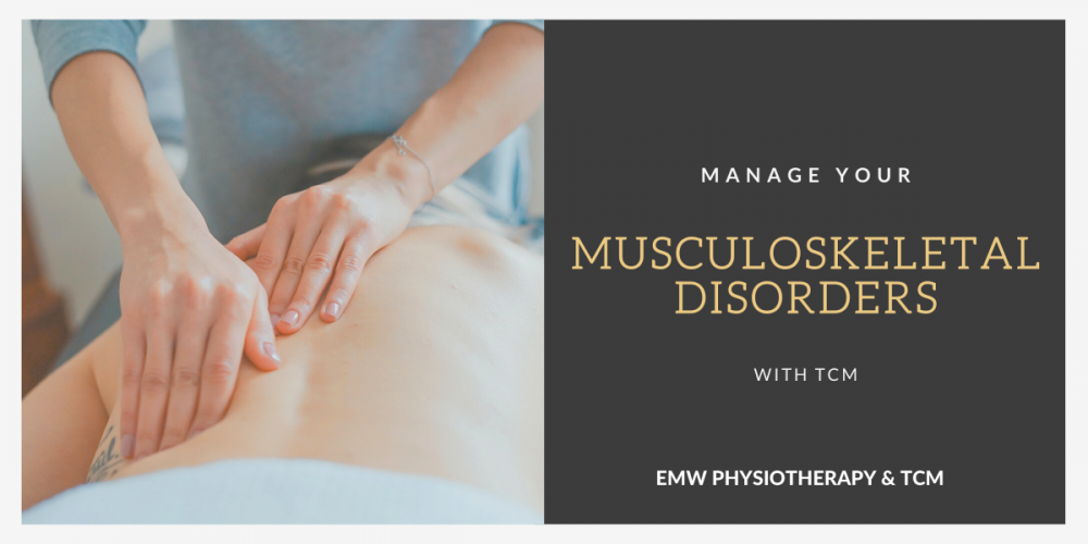 TCM Musculoskeletal disorders (1)